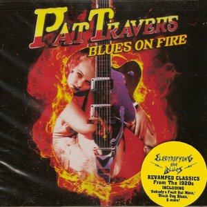 Image for 'Blues On Fire'