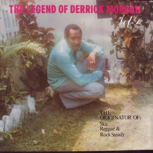 Image for 'The Legend Of Derrick Morgan'