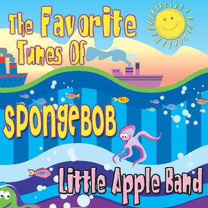 Image for 'Favorite Tunes Of SpongeBob'