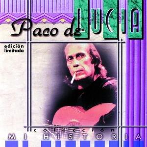 Image for 'Mi Historia:  Paco De Lucia'