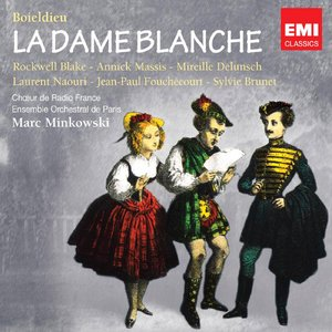 Image for 'Dame Blanche Minkowski'