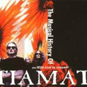 Image for 'The Musical History of Tiamat'