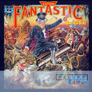 Image for 'Captain Fantastic - Deluxe Edition'