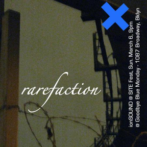 rarefaction
