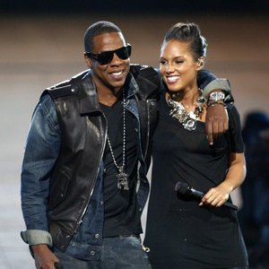 Image for 'Jay-Z Feat. Alicia Keys'