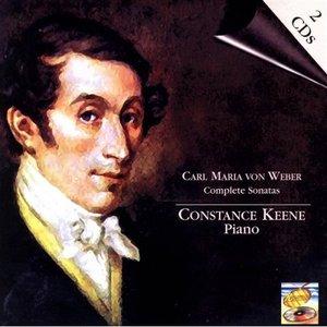 Image for 'Sonata No. 3 in d, J. 206 Op. 49: I. Allegro feroce (Weber)'