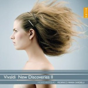 Image for 'Vivaldi: New discoveries II'