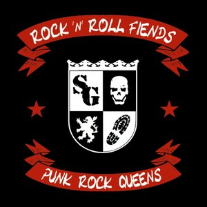Image for 'Rock'n Roll Fiends Punk Rock Queens'