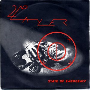 Image for 'State Of Emergency E.P.'