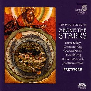 Image pour 'Thomas Tomkins: Above The Starrs'