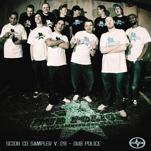 Image pour 'Scion CD Sampler V.28 - Dub Police'