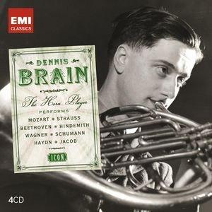 Image pour 'Icon: Dennis Brain'