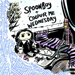 Immagine per 'Split with Spoonboy & Colour Me Wednesday'