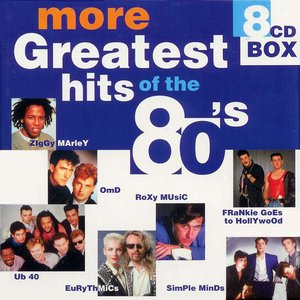 """More Greatest Hits of the 80's (disc 7)""的图片"