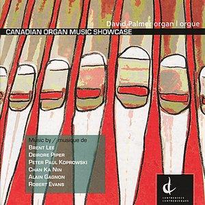 Image for 'Canadian Organ Music Showcase'