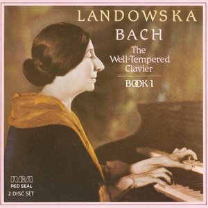 Bild för 'Bach:Well Tempered Clavier Book I'