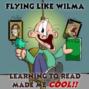 Image for 'Flying Like Wilma'