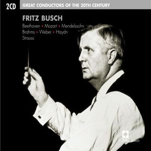 Image for 'Fritz Busch: Great Conductors of the 20th Century'
