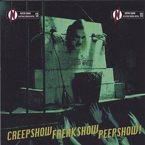 Image for 'Creepshow Freakshow Peepshow'