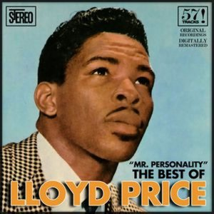 Image for 'Mr. Personality - The Best of Lloyd Price'