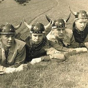 Image for 'The Saxons'