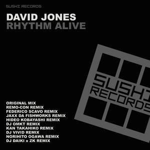Image for 'Rhythm Alive'