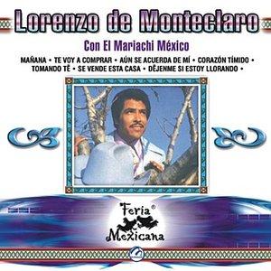 Immagine per 'Lorenzo De Monteclaro Con El Mariachi México - Feria Mexicana'