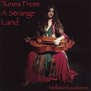 Image for 'Tunes From a Strange Land'