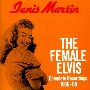 Image for 'The Female Elvis - Complete Recordings 1956-60'