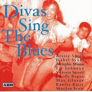 Image for 'Divas Sing the Blues'