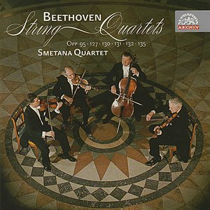 Image for 'String Quartet No. 14 in C sharp minor, Op. 131: VI. Adagio quasi un poco andante'