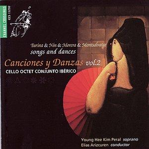 Image for 'Canciones y Danzas, Vol. 2'