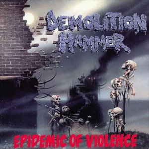 Immagine per 'Epidemic Of Violence ( Re-issue )'