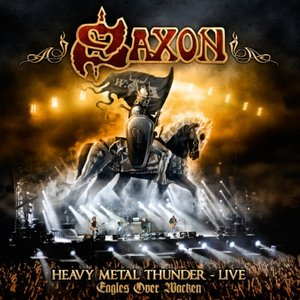 Image for 'Heavy Metal Thunder - Live - Eagles Over Wacken'