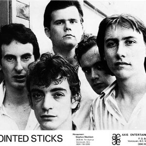 Image for 'Pointed Sticks'