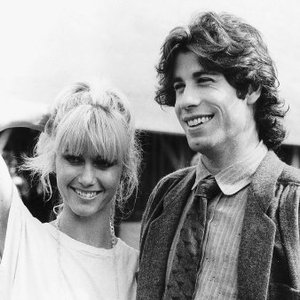 Image for 'John Travolta & Olivia Newton-John'