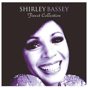 """The Finest Shirley Bassey Collection""的封面"