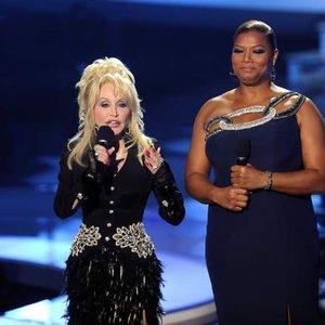 Imagem de 'Dolly Parton & Queen Latifah'