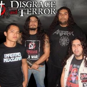 Image for 'Disgrace And Terror'