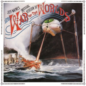 Image pour 'The War of the Worlds (disc 2)'
