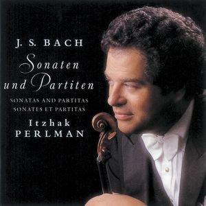 Image for 'Bach - Solo Violin Sonatas'
