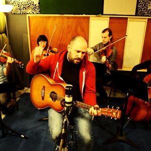 Image for 'David Bazan + Passenger String Quartet'