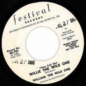 Image for 'Willie the Wild One'
