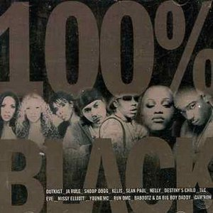Image for '100% Black'
