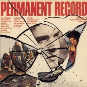 Image for 'Permanent Record'