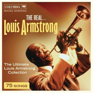 Image for 'The Real... Louis Armstrong'