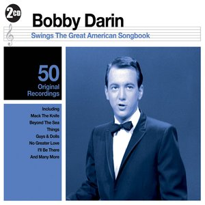 Image for 'Bobby Darin Swings the Great American Songbook'