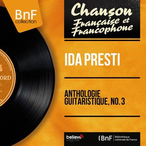Image for 'Anthologie guitaristique, no. 3 (feat. Robert J. Vidal) [Mono Version]'