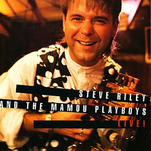 """Image for 'Steve Riley And The Mamou Playboys """"Live!""""'"""