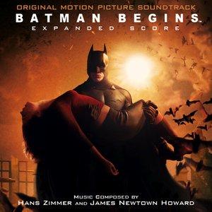 Image for 'Batman Begins: Expanded Score'